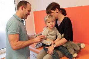 Vorsorgeuntersuchung Kinderarzt